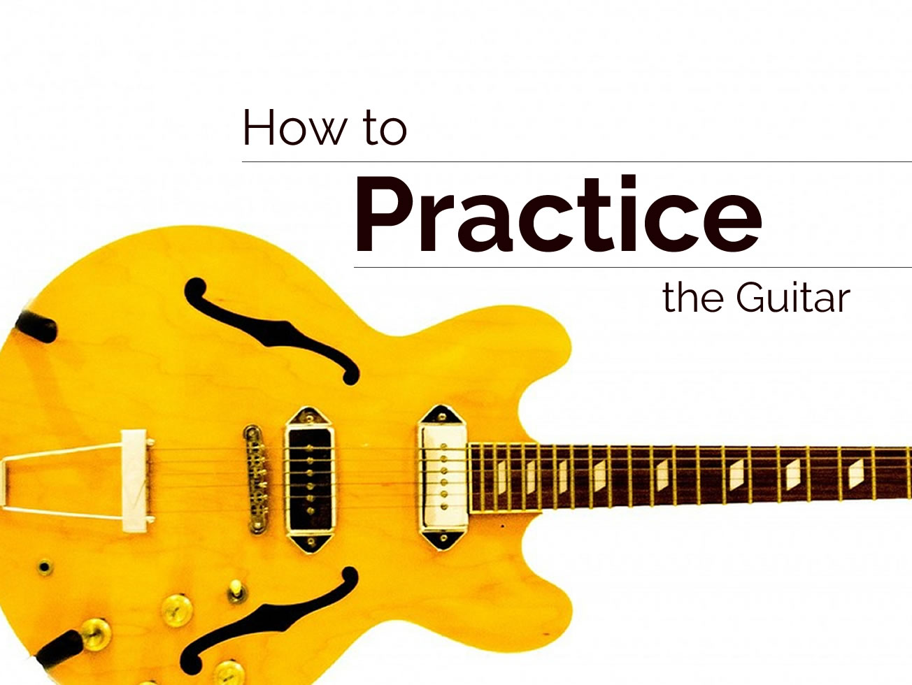 How Much Should I Practice Guitar? - YouTube