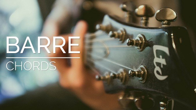 Barre Chords Feature Image