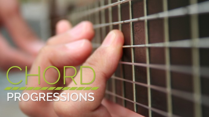 Chord Progressions | Guitar Lesson World
