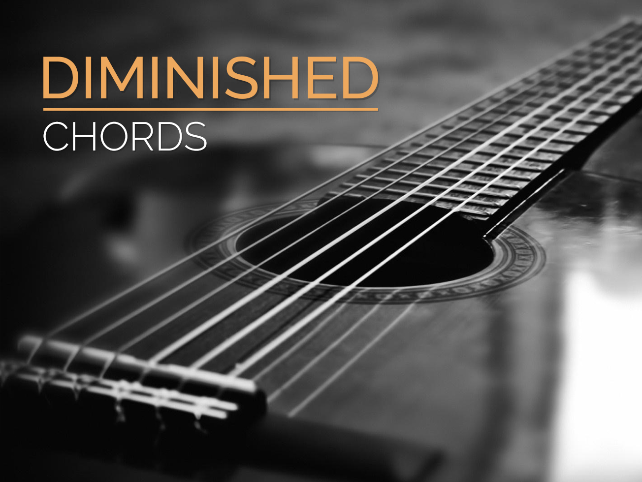 Diminished Chords Guitar Lesson World