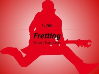 Ex-001 Fretting Hand Exercise