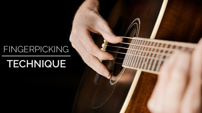 Fingerpicking Technique