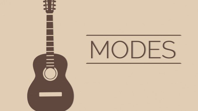 Modes | Guitar Lesson World
