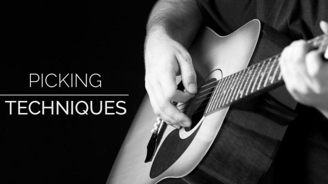 Guitar Picking Techniques
