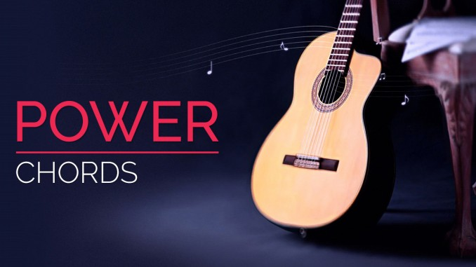 Power Chords | Guitar Lesson World