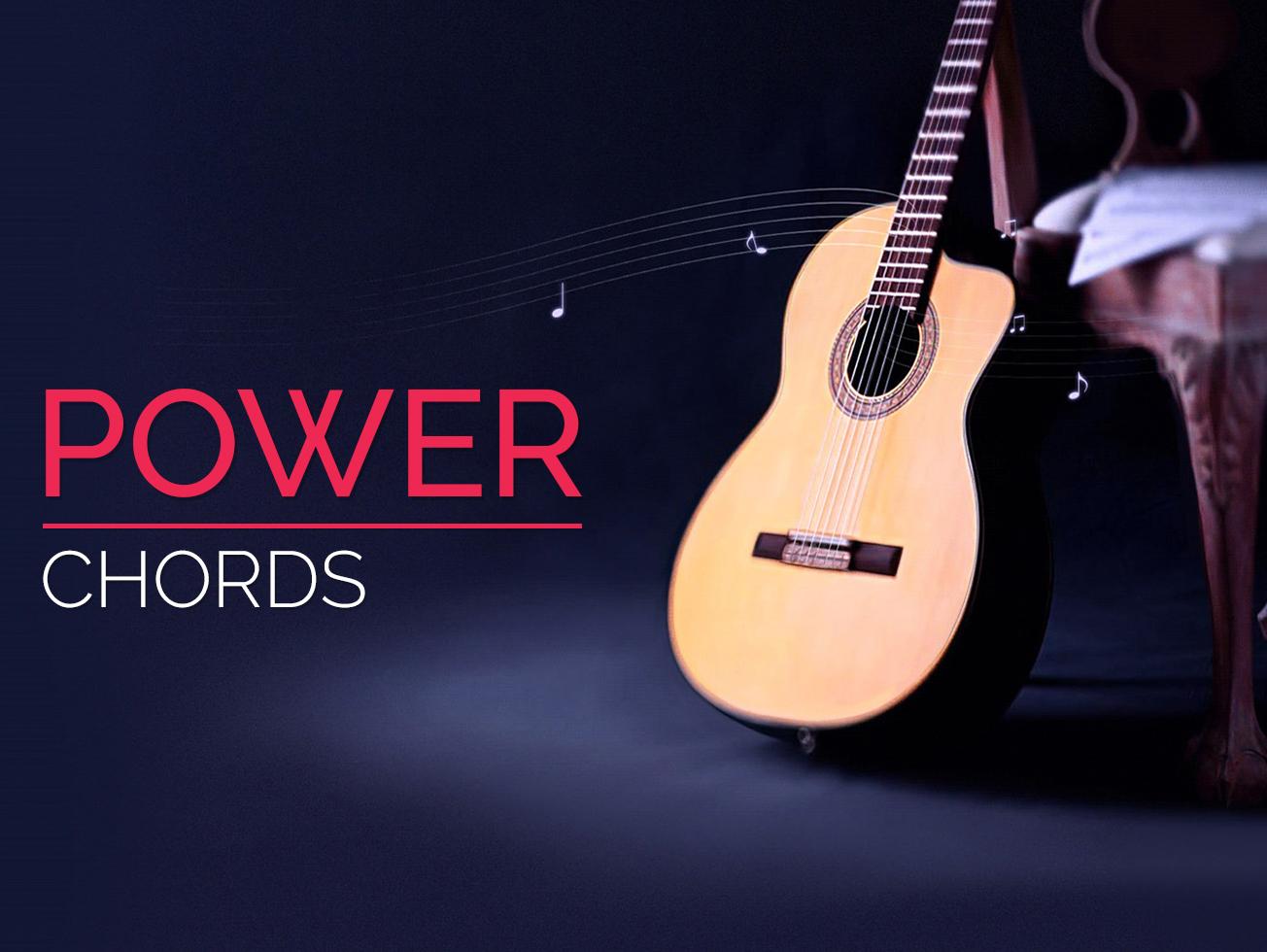 Power Chords Guitar Lesson World