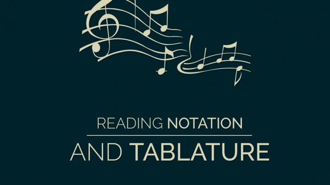 Guitar guitar tablature notes : Reading Notation and Tablature | Guitar Lesson World