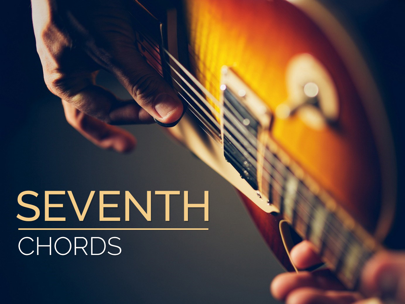 Seventh Chords Guitar Lesson World