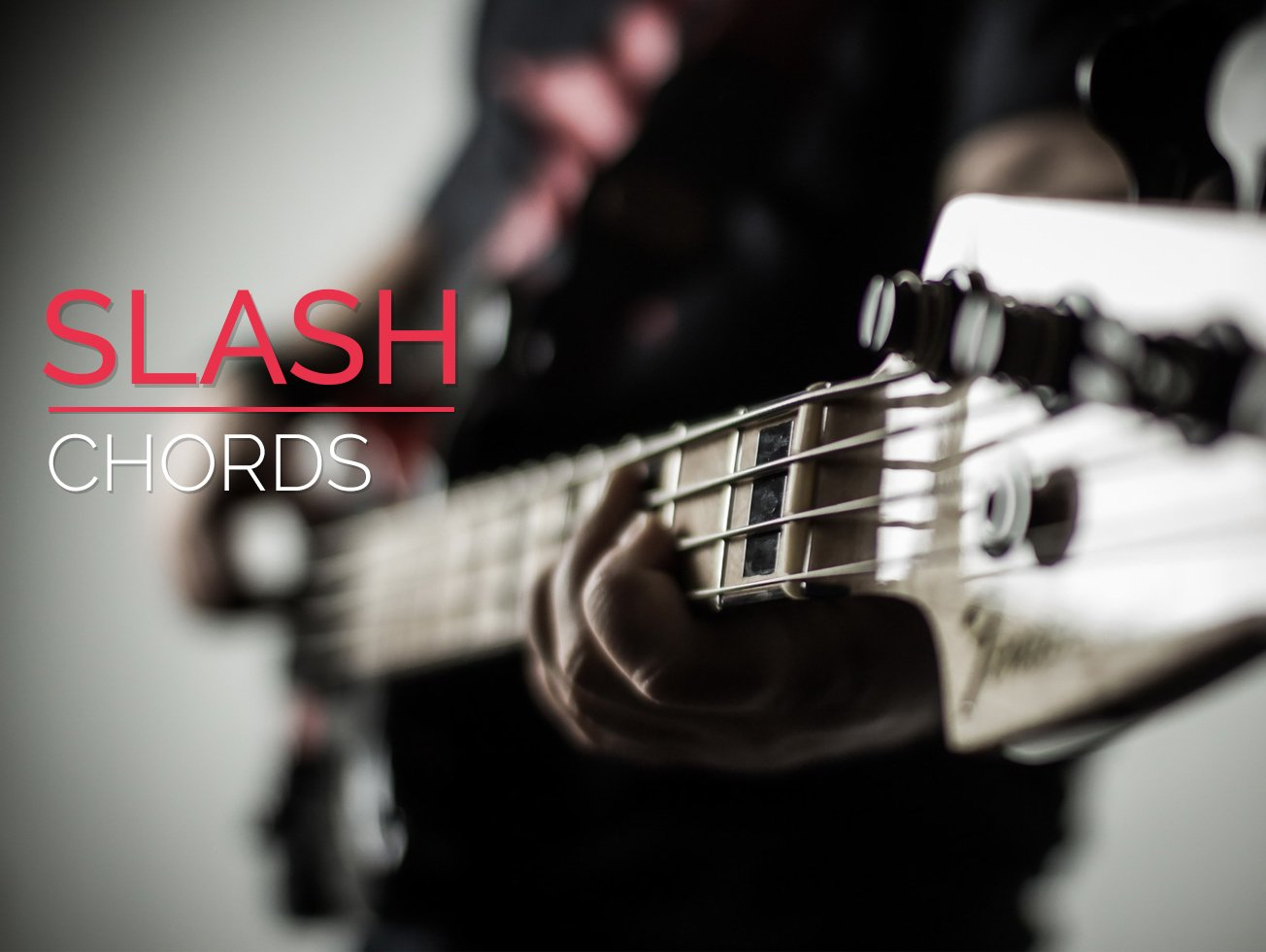Slash Chords Guitar Lesson World
