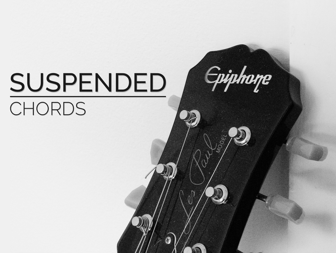 Suspended Chords No Thirds Apply Guitar Lesson World