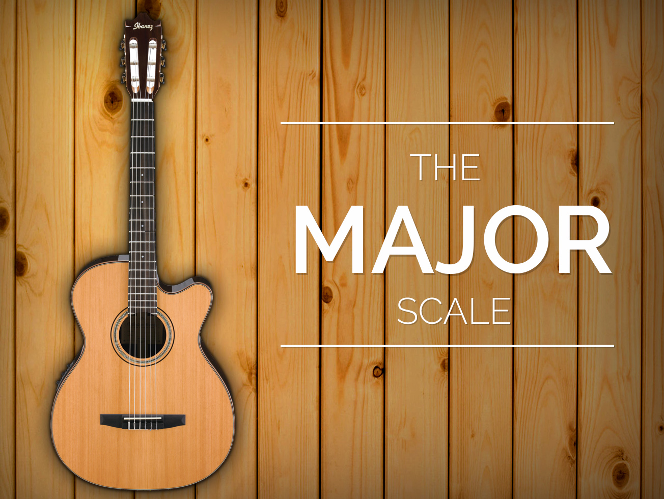 The Major Scale Guitar Lesson World Electric Parts Diagram And Structure
