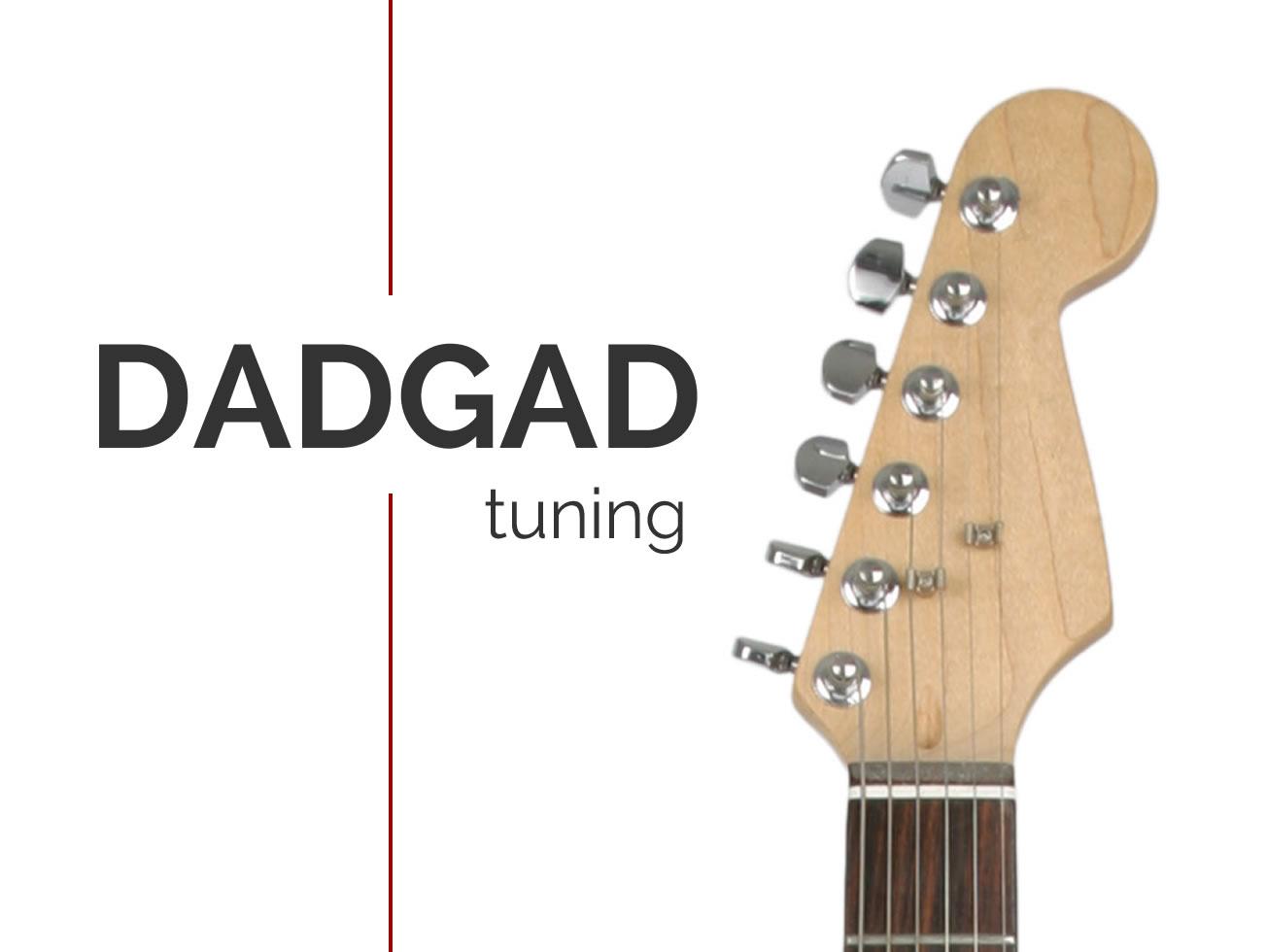 Dadgad Guitar Lesson World