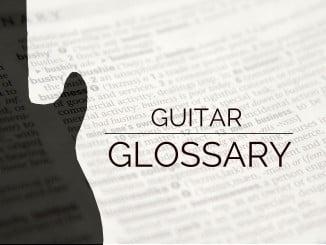 Guitar Dictionary