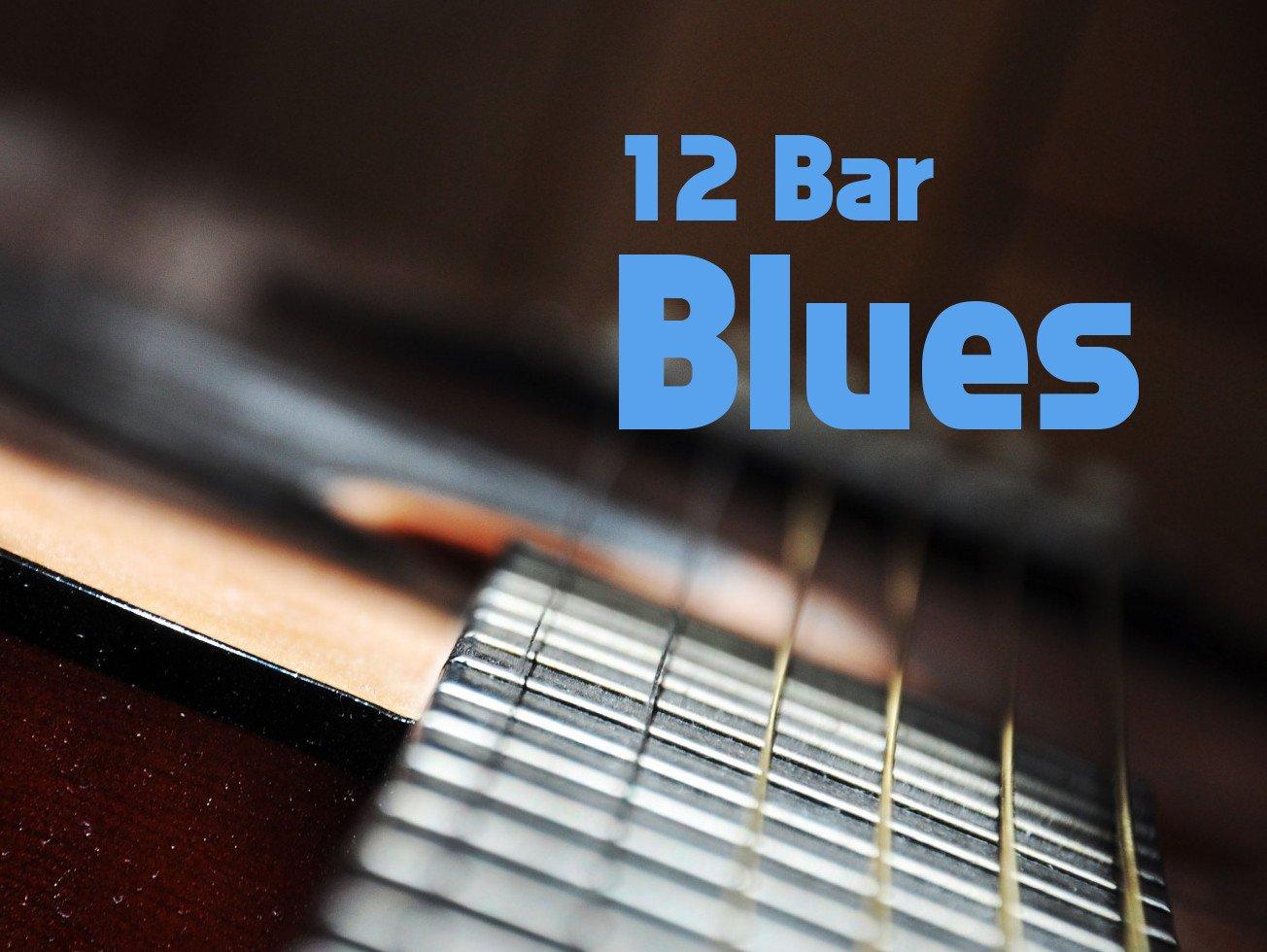 12 Bar Blues Guitar Lesson World