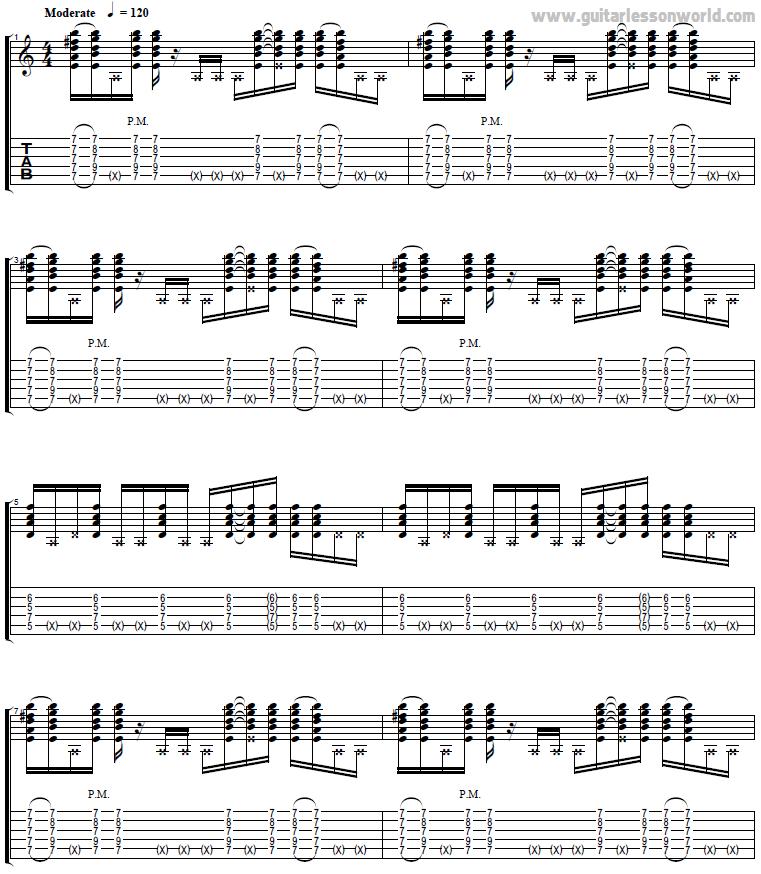 LRT-006 Funk Rhythm Riff