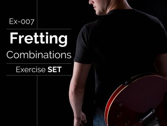 Ex-007 Fretting Combination Exercise Set