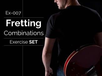 Ex-007 Fretting Combination Exercise Set