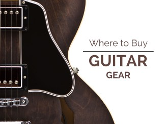 Where to Buy Guitar Gear
