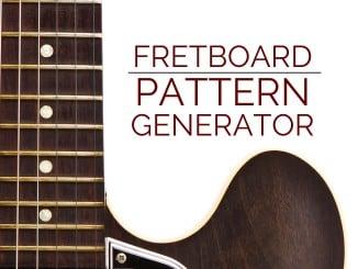 Fretboard Pattern Generator