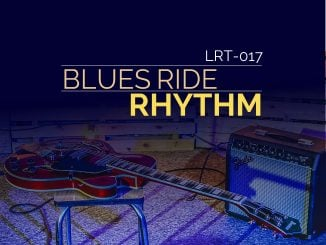 LRT-017 Blues Ride Rhythm Feature Image