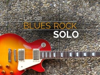 LRT-018 Blues Rock Solo Feature Image