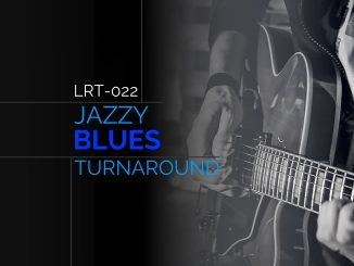 LRT-022 Jazzy Blues Turnaround Feature Image