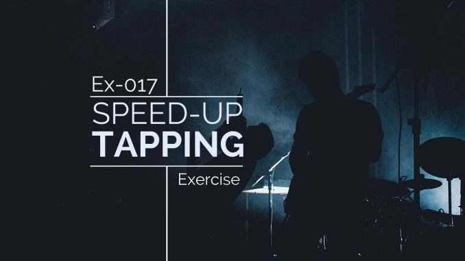 Ex-017 Speed-up Tapping Feature Image