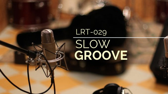 Feature Image for Slow Groove Guitar Riff