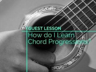 How Do I Learn Chord Progressions Feature Image